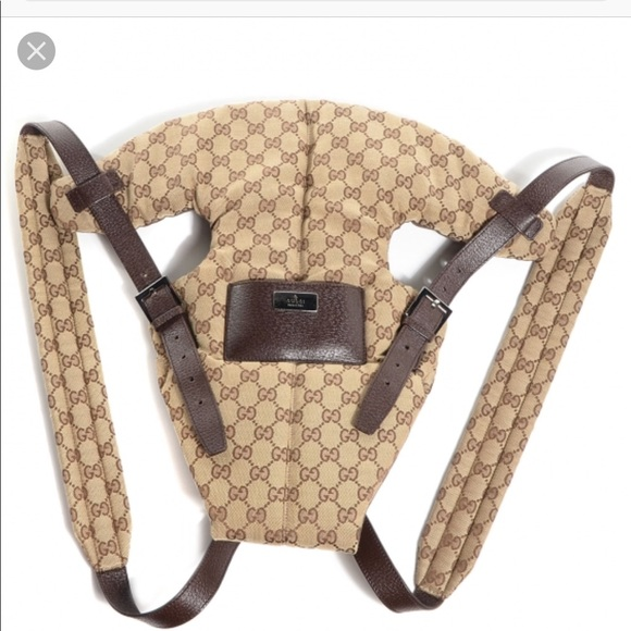 Gucci Other - Gucci baby carrier